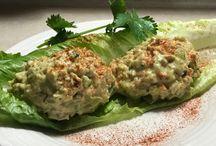 SALADS   Veg Meat / animal-free