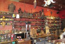 Wicca stores