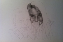 Work in Progress Art / What I'm Currently Working On / by Rick Corbett