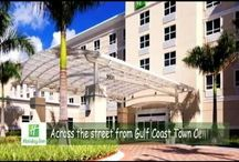 """Our Fabulous SWFL Hotel / Our hotel is the official NEW Spring Training Home of the Boston Red Sox! Voted Newcomer of the Year 2010 for Holiday Inn worldwide! The winner of 2011 """"Quality Excellence Award"""" and """" JD Power Award""""! We are THE place to be in Fort Myers area!  http://www.hiftmyersairport.com/"""