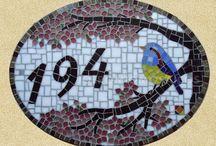 mosaico numeros