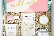 Bridesmaid Gift Ideas / Cute gifts ideas for your most important ladies!