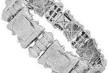 Mens Diamond Bracelet / A Mens diamond bracelet undoubtedly goes well with the style of any man and adds greatly to his personality and charm. While being a source of envy for other men, it exudes affluence and attracts women.