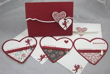 Stampin Up Valentine / by Carrie Cameron