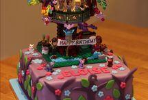 Lego Elves party