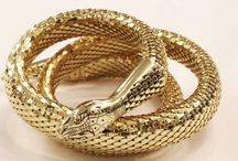 Vintage Jewelry Bracelets / Vintage Jewelry / by Vintage House Boutique