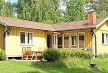 Fritidshus , summerhouses