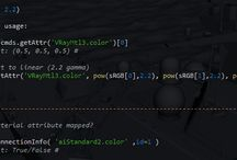 Python Maya