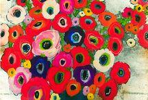 추상..꽃