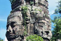 Art Khmer et Angkor