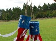 July / You're a Grand Old Flag / by Joann Prosperi Case