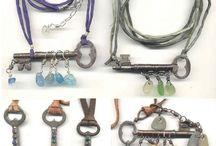 necklaces keys