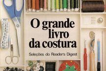 livro Costura
