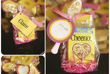 Cheerios Party