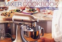 Kitchen Aid Mixer / by Cathy Lyman-Crane