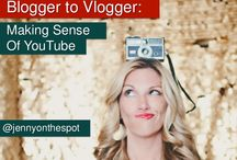 Vlogger Tips / by PamelaMKramer