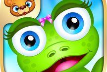 123 Kids Fun Memo / #memo #games #play #apps #fun #kids