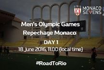 men's olympic games repecharge -