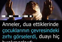 Hz.Muhammed sözleri
