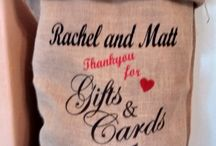 Wonderful weddings / Wedding balloon ideas and  personalised touches