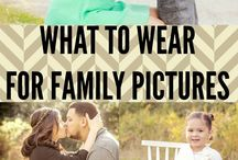 family picture ideas / by Jennifer Freemon