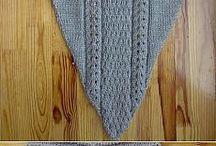 шарфы, снуды,  бактусы