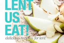 Lenten Recipes / Meatless recipes for Lent or any time
