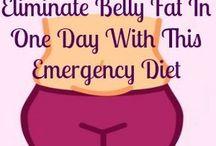 belly fat 1 day diet