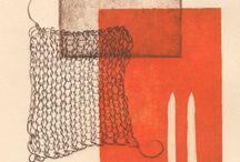 Patterns - Printmaking