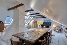 Upper floor / by Therese Eklund