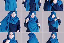 hijab syari tutorial