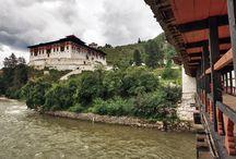 Bhutan  / El país de la felicidad.