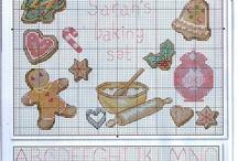 Cross stitch Ginger