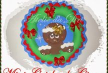 Navidad fomy y fieltro