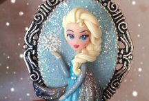 Frozen - handcraft