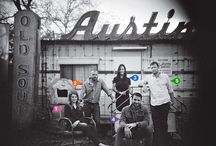 ATX / Guide to AUSTIN , Texas.  / by Brittney Barbee