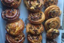 Mes créations de pâtisseries et de viennoiseries