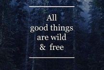 Wild & free.......