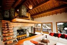 Ski Chalet interiors