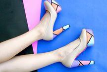 Madame Flamingo Shoes