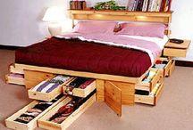 bases para camas