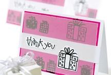 DIY - Cards & Wrap etc