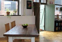 Farm Table Inspiration / by Cindy Girroir