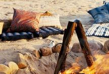 Beach happiness