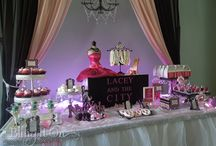 Lacey's Bridal Shower ~ Sex and the City