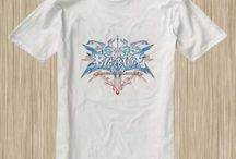 BlazBlue Alter Memory Anime Tshirt