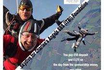 Charity Skydive / Skydive @ Skydive St George