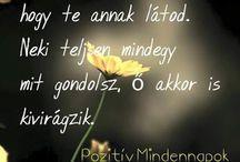 pozitív...