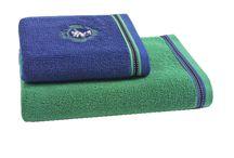 PEGASUS - pánská kolekce županů, ručníků a osušek / Hledáte luxusní pánské ručníky, osušky či župan ve stejném provedení? Kolekce PEGASUS je pro Vás to pravé ořechové.