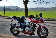 Honda CB1300 Super Bol d`or / Honda CB1300 Super Bol d`or